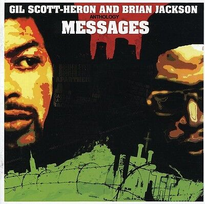 Gil Scott Heron  Brian Jackson   Anthology  Messages  New Cd