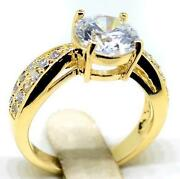 Solid Gold Ring