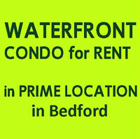 WATERFRONT Condo w Fabulous View of Bedford Basin & DeWolf Park