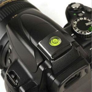 Nivel-de-burbuja-zapata-flash-camara-Nikon-Pentax-Canon-Olympus-unidades