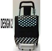 2 Wheel Shopping Trolley