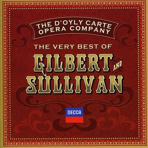 D'Oyly Carte Opera C - Very Best of Gilbert & Sullivan [New CD]