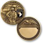 101st Airborne Coin