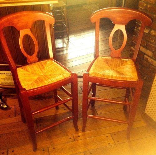 Pottery Barn Bar Stools Ebay