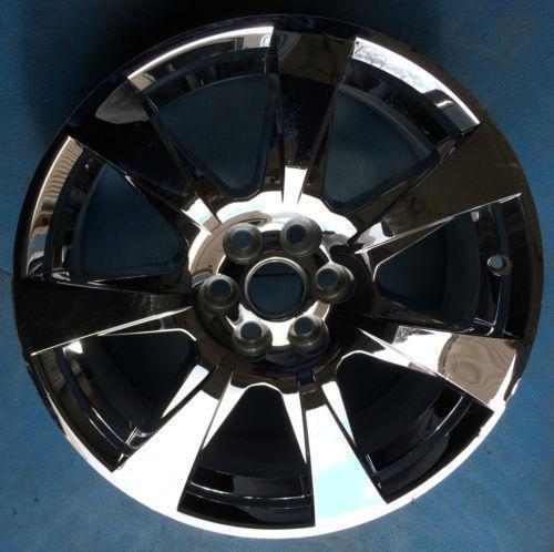 Cadillac Srx: Cadillac SRX Wheels