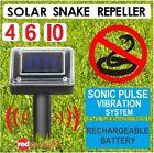 Snake Ultrasonic Pest Repellers