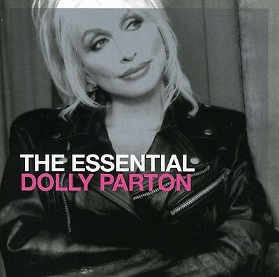 Dolly Parton   Essential Dolly Parton  New Cd  Uk   Import