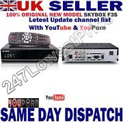 Free to Air Satellite Receiver