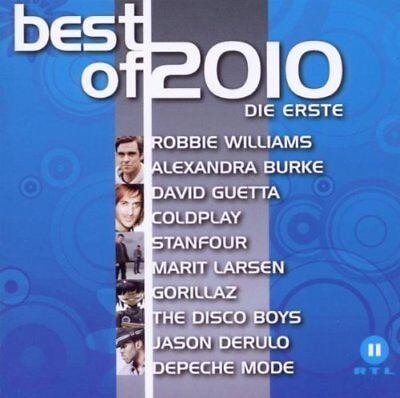 Best of 2010/1 (EMI) | 2 CD | Robbie Williams, David Guetta feat. Kid Cudi, (Best Of Kid Cudi)