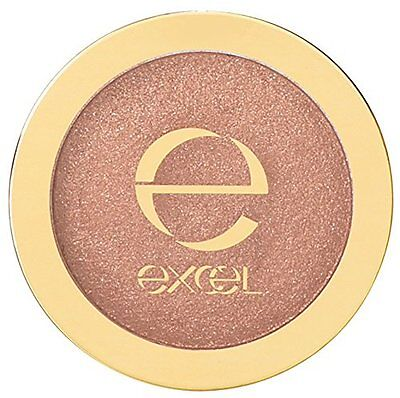 Excel shiny shadow N SI01 bronze gold eyeshadow makeup lame fit oil #307 F/S