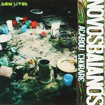 Novos Baianos  Acabou Chorare New Vinyl
