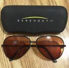 Vintage Sunglasses Serengeti Men's Aviator