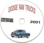 2001 Dodge RAM Service Manual