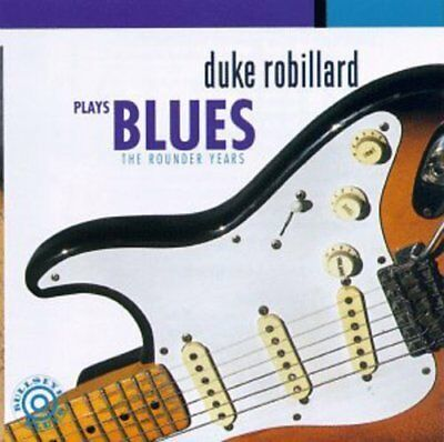 Duke Robillard - Plays Blues: Rounder Years [New CD] (Rounder Years)