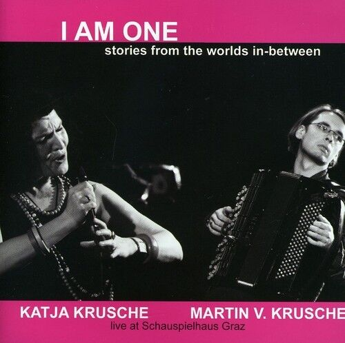 Katja Krusche - I Am One-Stories from the Worlds In-Between [New CD] Spain - Imp