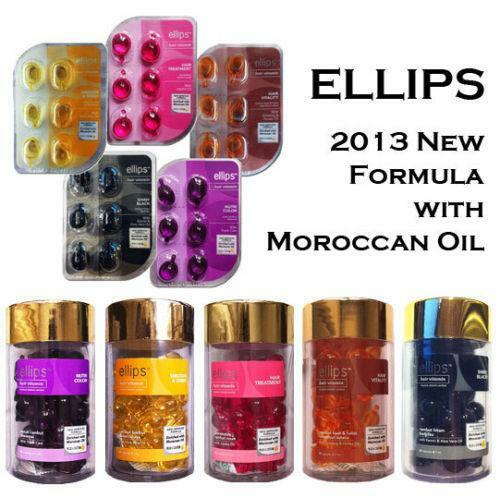 Ellips Hair Vitamin Ebay