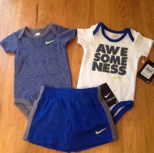 Nike Baby Onesies Ebay
