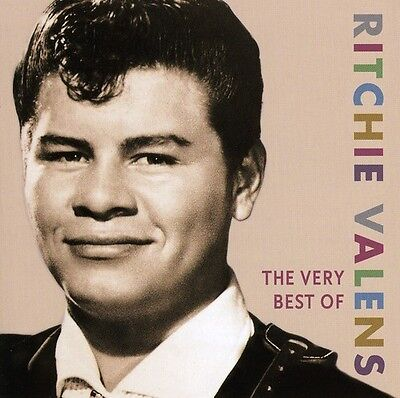 Ritchie Valens   Very Best Of Ritchie Valens  New Cd