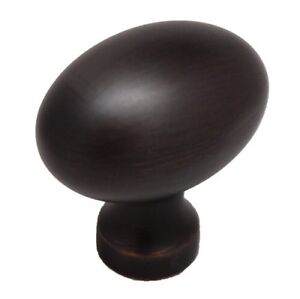 $1.50 each - New metal cabinet  knobs pulls - oil rubbed bronze