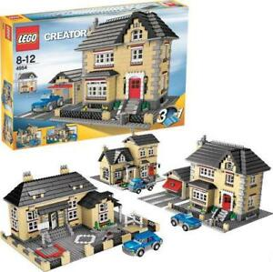 LEGO Creator 4954 Model Town House 3in1. Priced to sell