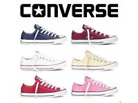 ** WOMEN'S AND MENS CONVERSE FOR SALE **