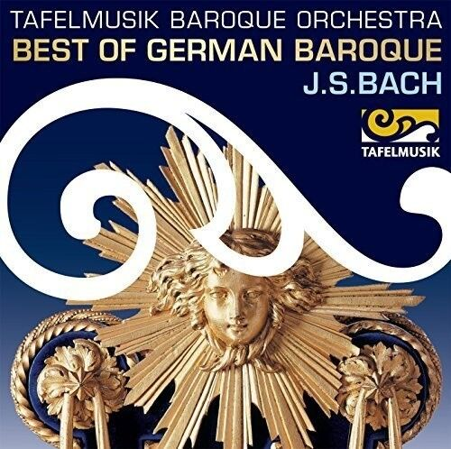 J.S. Bach / Tafelmus - Best of German Baroque - Bach [New CD]