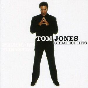 TOM JONES GREATEST HITS CD ALBUM (2003)