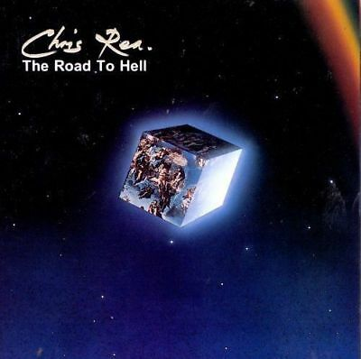CHRIS REA THE ROAD TO HELL VINYL LP (Pre-Release June 22nd 2018)