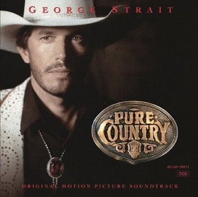 George Strait   Pure Country  New Vinyl Lp
