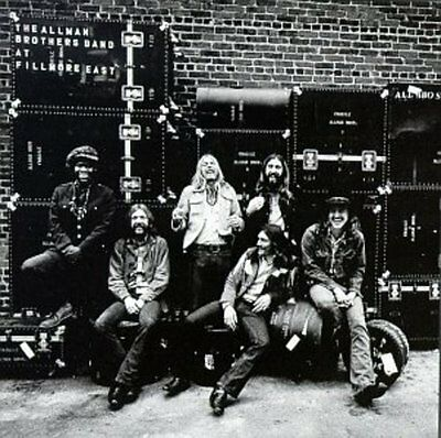 The Allman Brothers - Allman Brothers Live at Fillmore East [New CD]