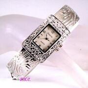 Silver Ladies Vintage Watch