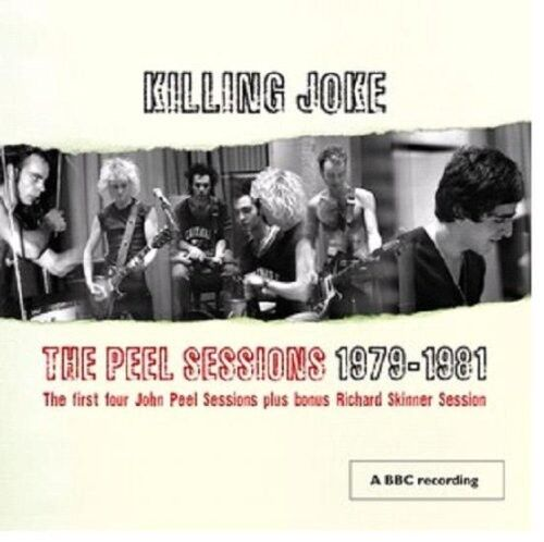 Killing Joke - Peel Sessions 79-81 [New CD]