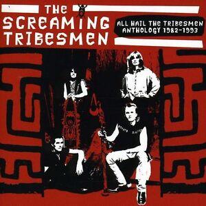 [CD NEW] ANTHOLOGY 1982-93: ALL HAIL THE TRIBESMEN - SCREAMING TRIBESMEN