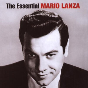 MARIO-LANZA-The-Essential-2CD-BRAND-NEW-Best-Of