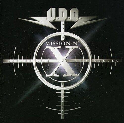 U.D.O. - Mission X [New CD]
