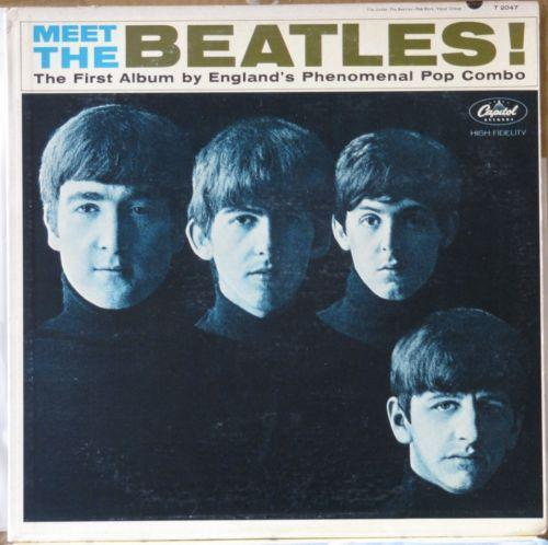 meet the beatles 2047 value of old