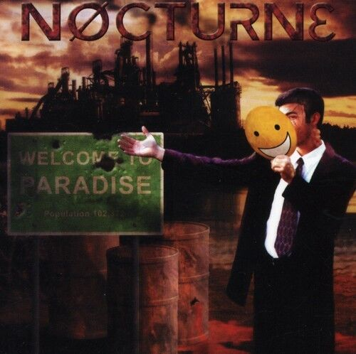 Nocturne - Welcome to Paradise [New CD]