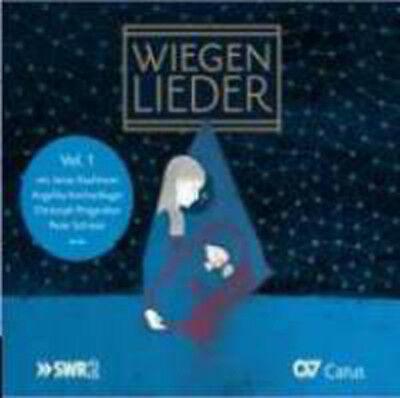 Jonas Kaufmann : Wiegenlieder - Volume 1 CD (2010) ***NEW*** Fast and FREE P & P