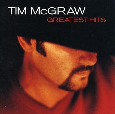Tim Mcgraw   Greatest Hits  New Cd