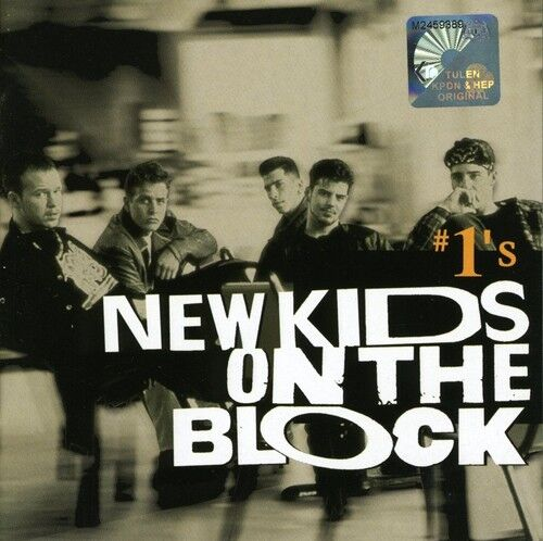 New Kids On The Block - Number One