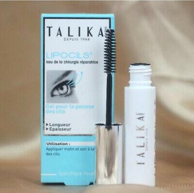 Talika Lipocils Lash Conditioning Gel Eyelashes Growth Eye Makeup