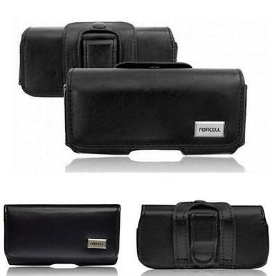 Gürtel Handy Tasche für Apple iPhone SE Quer Seiten Hülle Case Holster Etui - Apple Iphone Holster