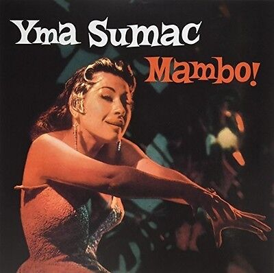 Mambo! - Yma Sumac (Vinyl Used Very Good)