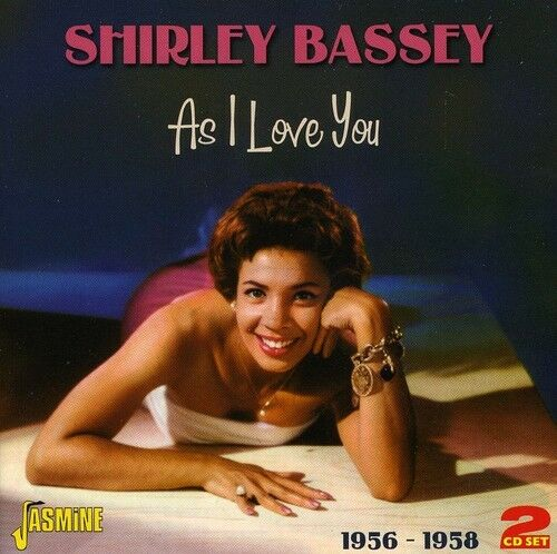 Shirley Bassey - As I Love You 1956-58 [New CD] UK - Import