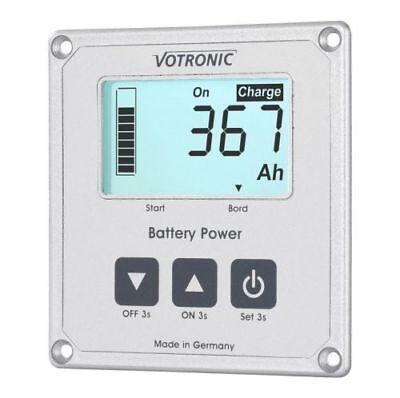 Votronic LCD-Batterie-Computer 400 S mit Smart Shunt un… | 04250683614742