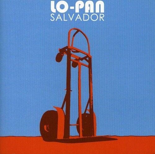 Lo-Pan - Salvador [New CD] Jewel Case Packaging