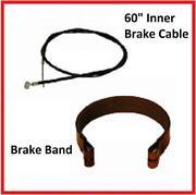 Go Kart Brake Cable