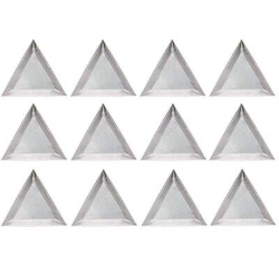 12 Aluminum Bead Sort Trays (AT5)