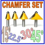Chamfer Router Bit