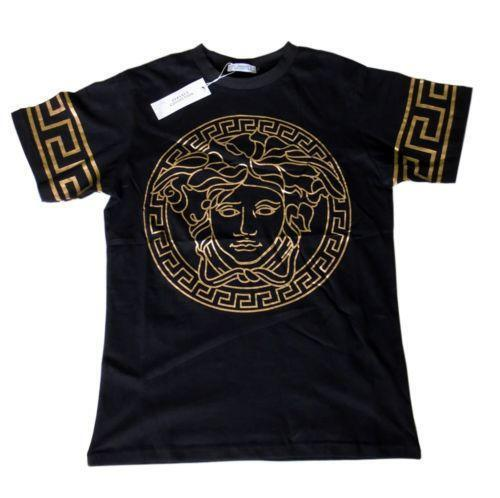 versace shirt ebay. Black Bedroom Furniture Sets. Home Design Ideas